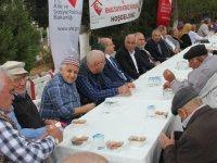 Akhisar Huzurevi'nden 500 kişilik aşure etkinliği