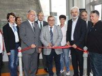 Akhisar'da Mimarlar haftasına özel sergi açıldı