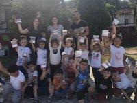 Dünya Hayvanları Koruma Günü Zehra Muhittin Kavaklı Anaokulu'nda kutlandı