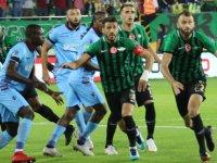 Akigo, Trabzonspor'a 3-1 ile boyun eğdi