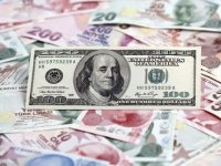 Dolar Türk Lirası karşısında 5.90 seviyesine kadar geriledi