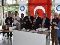 Türk Eğitim-Sen'den geleneksel aşure hayrı