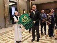 Montessori Eğitmeni Tuğba Akcan, Bilal Erdoğan ile görüştü