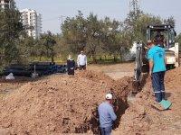 Ulucami Mahallesi'ne ek kanalizasyon hattı