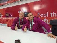 Akhisarlı Ertan Çelik, Arjantin Gençlik Olimpiyatlarında