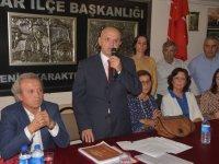 Sağlam, resmi Belediye başkan aday adaylığını açıkladı