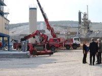 Akhisar Belediyesi asfalt plentinde sona gelindi
