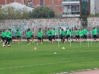 Akhisarspor'da Sevilla hazırlıkları