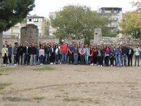 Harita ve Kadastro Mühendisi öğrencileri Akhisar'da buluştu