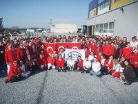TYH Tekstil Akhisar Gıda Şubesinde 29 Ekim Cumhuriyet Bayramı kutlaması