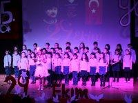 29 Ekim Cumhuriyet Bayramının 95. Yılı Bahçeşehir Koleji'nde coşkuyla kutlandı