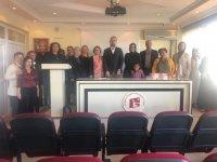 Kadın Girişimciler Kurulu Akhisar temsilcisi Füzün, Demircili kadınlara seminer verdi