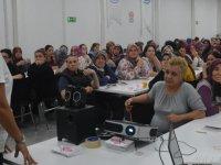 TYH Tekstil Çalışanlarına kanser bilgilendirme eğitimi