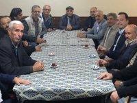 CHP'li aday adayı Besim Dutlulu, ön seçim çalışmalarına ara vermeden devam ediyor