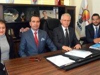 AK Parti'de Remzi Şekerci, Belediye başkan aday adaylığını açıkladı