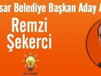 AK Parti Akhisar Belediye Başkan Aday Adayı Remzi Şekerci