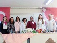Özel Akhisar Hastanesi'nden Zeynep Gülin Öngör MTAL öğrencilerine seminer