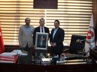 Halk Eğitim'den Cumhuriyet Başsavcısı Mustafa Akbulut'a ziyaret