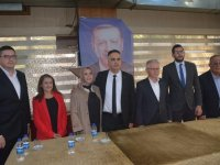 AK Parti'de Recep İşçi, Belediye başkan aday adaylığını açıkladı