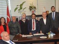 Hüseyin Koçoğlu, Belediye başkan aday adaylığını açıkladı
