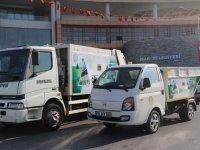 Akhisar Belediyesi'nden Çöp Ekspres hizmeti