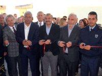 Akhisar'ın ilk içkisiz modern balık lokantası hizmete açıldı