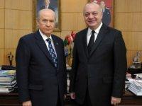 MHP, Manisa Büyükşehir Belediye Başkan Adayı olarak Cengiz Ergün'ü gösterdi