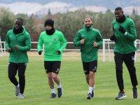 Akhisarspor'da Bursaspor mesaisi