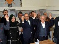 AK Parti'de Ali Velestin, Belediye başkan aday adaylığını açıkladı