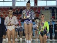 Büyükşehir'in Altın Kızından koleksiyona bir madalya daha