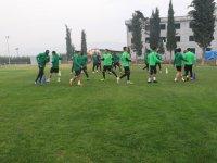 Akhisarspor'da Bursaspor hazırlıkları sürüyor