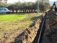 Atatürk Mahallesine Yeni İçme Suyu Hattı