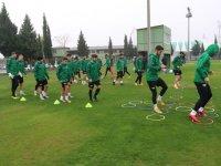 Akhisarspor'da Bursaspor hazırlıkları 4 eksikle sürüyor