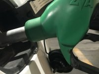 Benzin ve motorin fiyatına bir zam daha