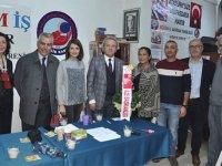 CHP ilçe teşkilatı öğretmenler gününü kutladı