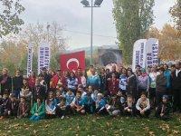 Akhisargücü S.K. İzmir'den 13 madalya ile döndü