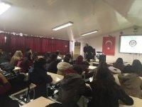 Eksen'den sınav kaygısı ve çözüm yolları semineri