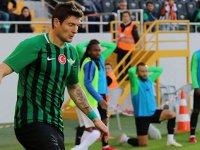 Akhisarspor'da Seleznyov U-21 takımıyla çalışmalarını sürdürüyor