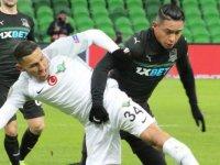 Akhisarspor, Krasnodar deplasmanında 2-1 kaybetti