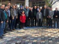Zeytinliova'da AK Parti Aday Adayı Şükran Füzün'e yoğun ilgi