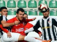 Manisaspor, Akhisar'da konuk ettiği Bayrampaşa'yı 1-0 yendi