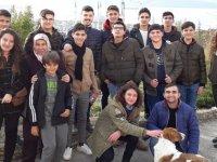 Özel Akhisar Sınav Temel Lisesi Çanakkale'de