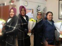 AK Parti A. Adayı Şükran Füzün, Dünya Kadın Hakları Günü'nü kutladı