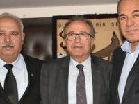 Adana Büyükşehir Belediye Başkanı Hüseyin Sözlü Akhisar'da
