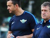 Akhisarspor eski kaleci antrenörü Layiç; Seleznov gözyaşları ile idmana çıktı