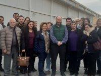 Halk Eğitim, Erasmus projesine ev sahipliği yaptı