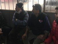 Ali Velestin Sanayi Esnafını ve Sanayispor kulübünü ziyaret etti