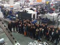 Ege Üniversitesi öğrencilerinden Çınarlı Makina ziyareti
