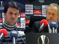 Akhisarspor, Standart De Liege maçı ardından neler konuşuldu