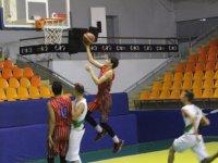 Eksen lisesi basketbol A takımı bölge gruplarında